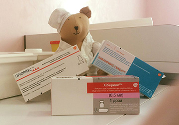 вакцинация детям