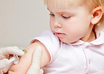 вакцинация ребенку
