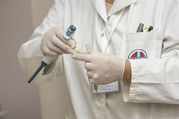 подготовка к прививке