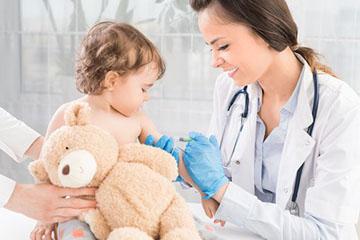 иммунизация детского населения