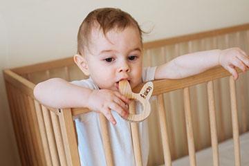 малыш после вакцинации